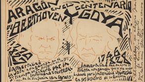 Beethoven y Goya, ¿vidas paralelas?