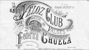 Madrid en el piano de Federico Chueca