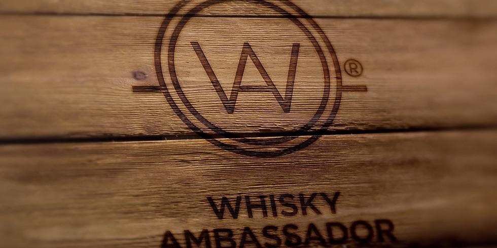 The Whisky Ambassador course - September