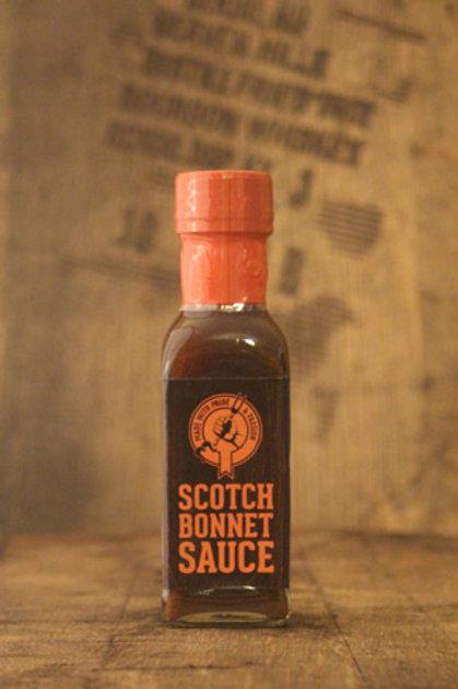 Scotch Bonnet Whisky Sauce
