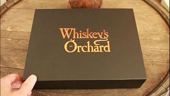 Whisky tasting box