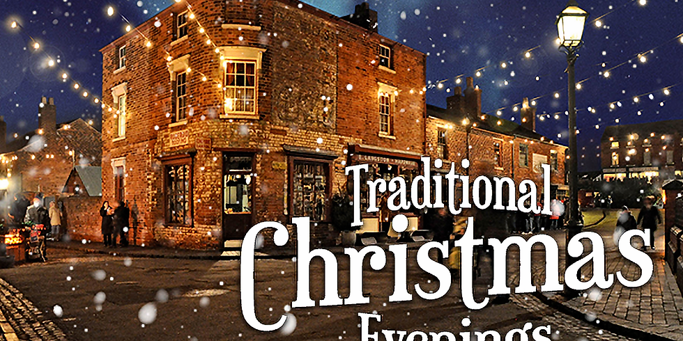 Black Country Museum Christmas Market