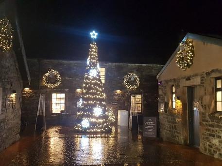 Christmas at the Lakes Distillery