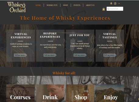 New Website finally ready