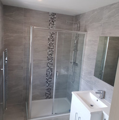 Ensuite Refit And Tile Wall And Floor