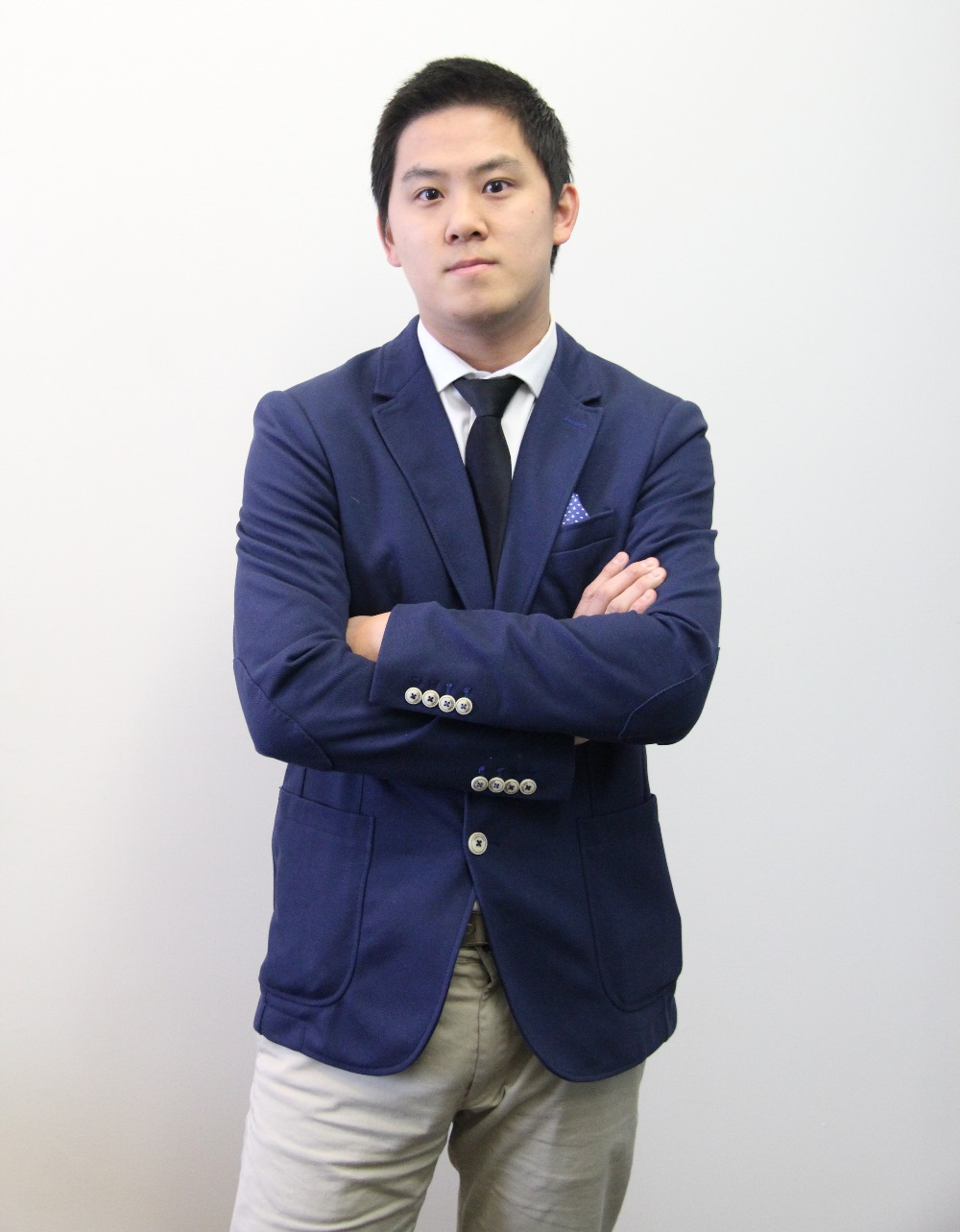 Kenny Dai (CEO)
