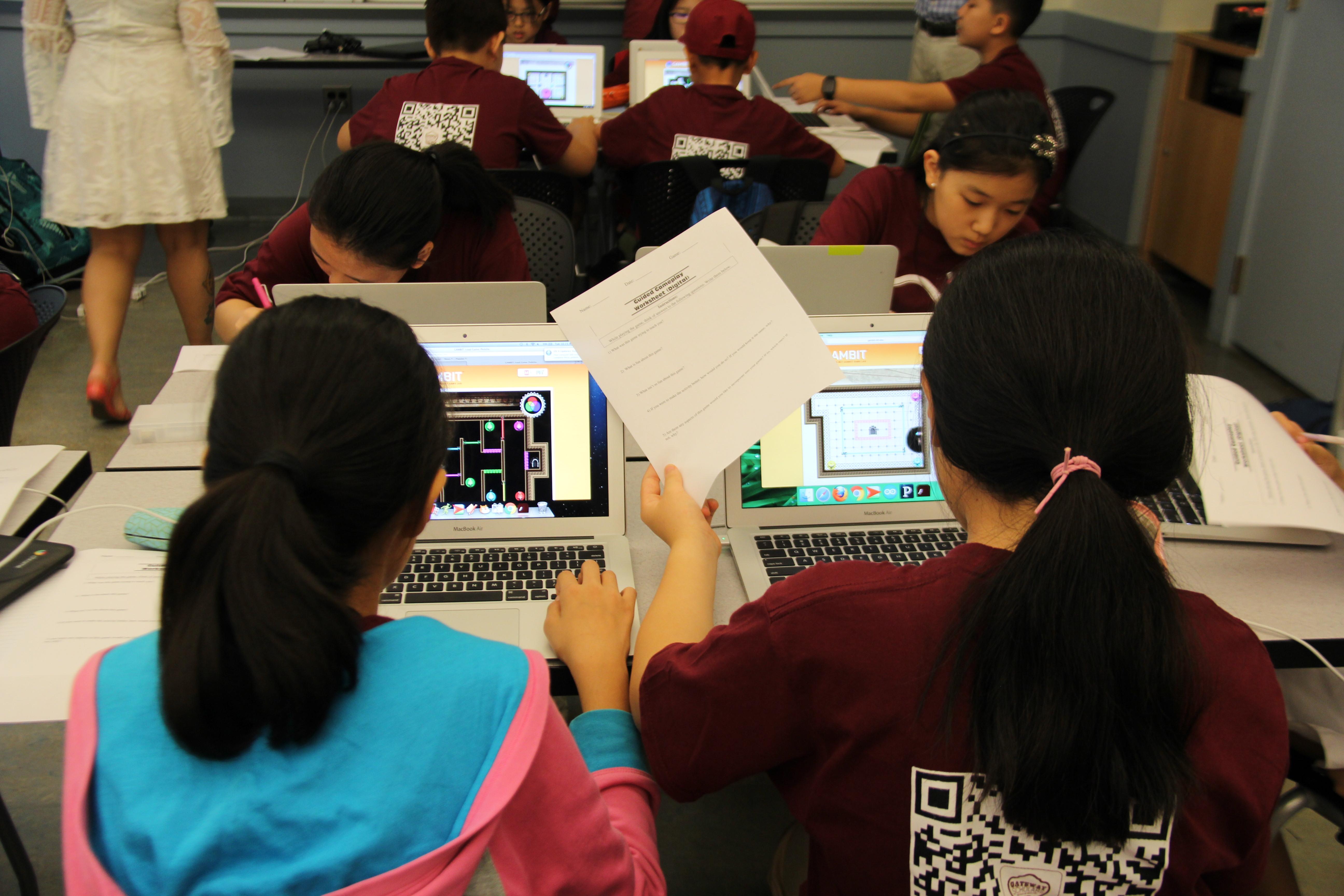 凯威学员在MIT Media Lab的学习