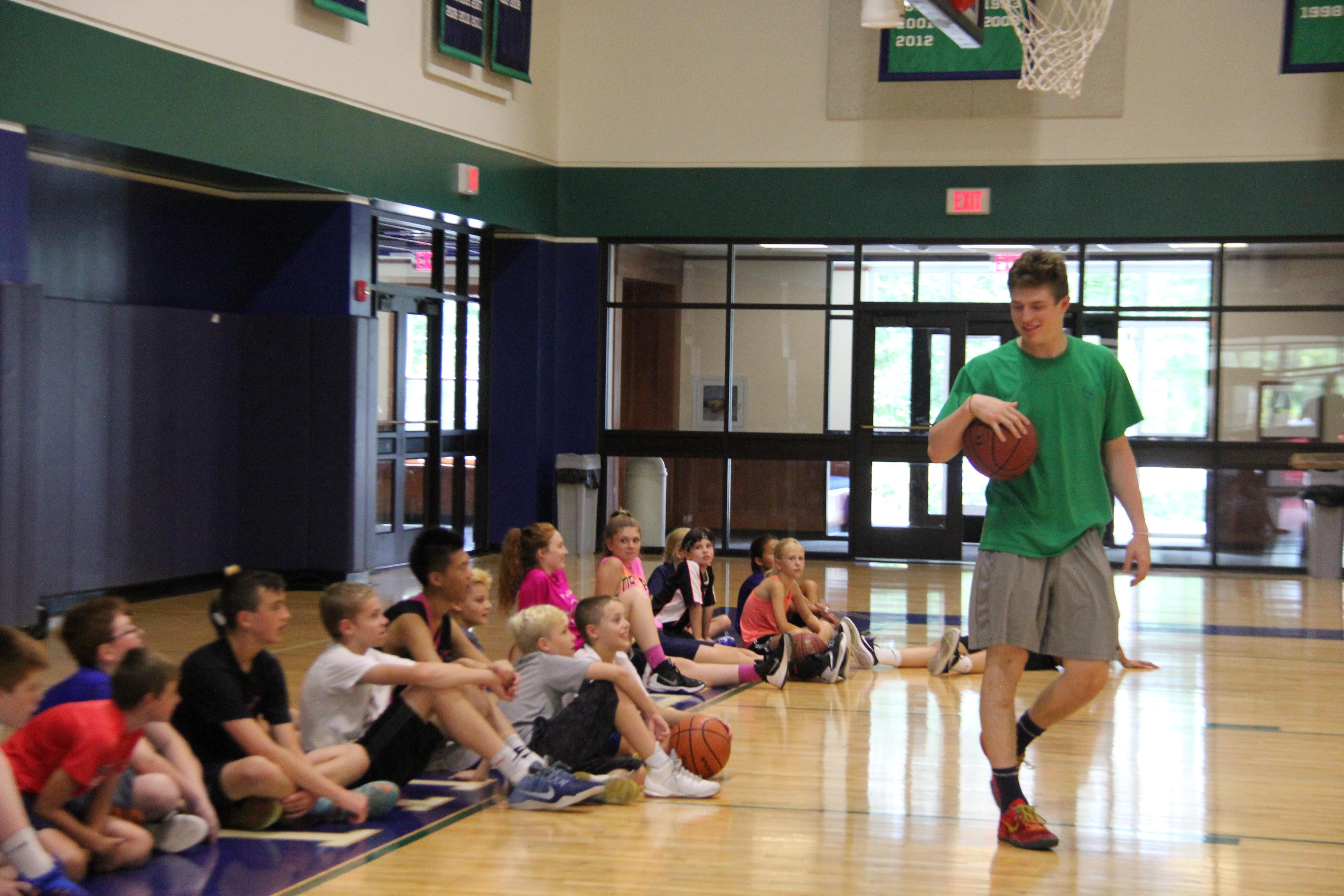 体育训练营