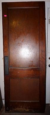 2-Panel Door - Painted