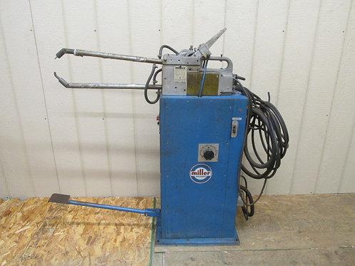 Miller MPS-10 FT Portable Spot Welder Stand Foot Pedal 45 Amps 230v 1 PH 10 KVA