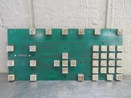RAFI 5.40 552.053-000 Keypad Button Circuit Control Board