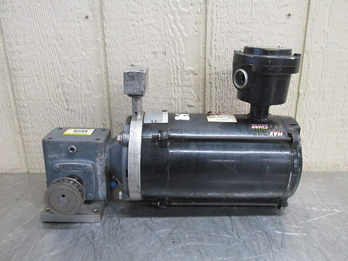 Marathon Explosion Proof Gearmotor 3/4 HP 345 RPM 5:1 Ratio Boston F713-5-B5-G
