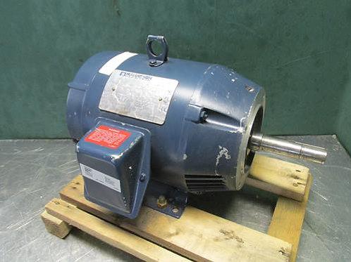 Marathon 182TTDB7325AA Electric Motor 5 HP 208-230/460 Volt 3480/2920 RPM 3 PH