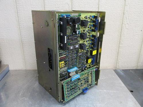 Fanuc A06B-6055-H112 AC Spindle Servo Unit