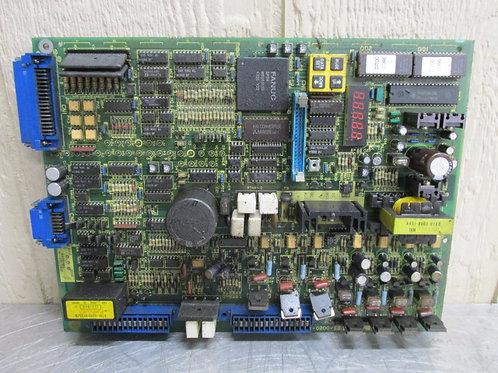 Fanuc A16B-1100-0200/20B AC Spindle Servo Control Board