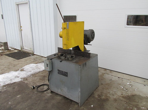 """Kalamazoo 20"""" Dry Abrasive Cutoff Chop Saw Mitre 10 HP + Quick Release Clamps"""