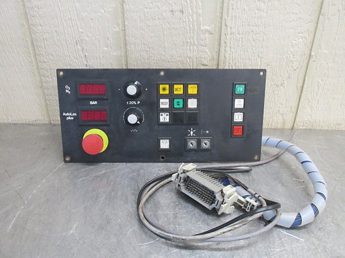 Trumpf 4050 Operator Control Interface Pushbutton Switch Button Panel