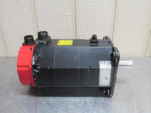 Fanuc A06B-0142-B175 AC Servo Motor 2.1 kW 186v 3 PH 12/2000
