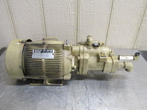 Nachi UPV-1A-16N1-1.5-4-Z-11 Hydraulic Pump 16.5 cm3/r 2 HP PVS-1B-16N1-Z-11