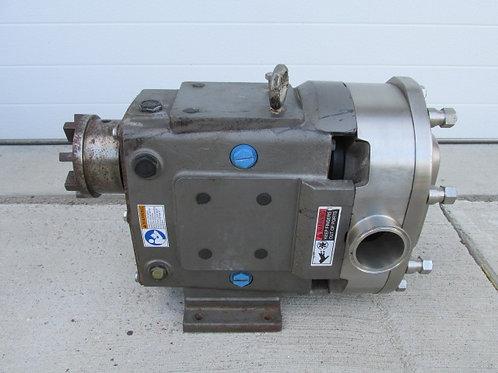 SPX Waukesha Cherry-Burrell 060 U2 Positive Displacement Pump 90 GPM @ 600 RPM