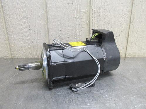 Fanuc A06B-0162-B175#0006 Servo Motor 144v 3000 RPM M6/3000