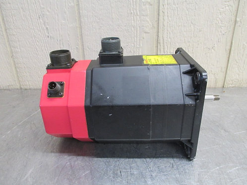 Fanuc A06B-0345-B331 Servo Motor 117v 3000 RPM Model 5F/3000 30 Day Warranty