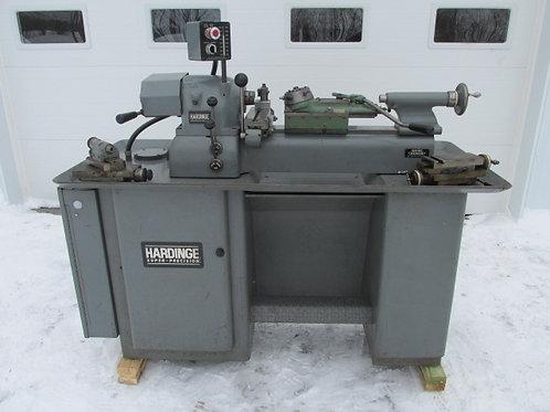 Hardinge DV-59/DSM-59 Precision Turret Lathe Collet Closer Compound Cross Slide+