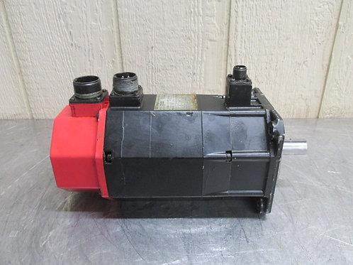 Fanuc A06B-0123-B677#7008 Servo Motor 3000 RPM Model A3/3000