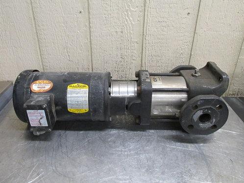 Grundfos CR4-50 U-G-A-AUUE Vertical Centrifugal Water Pump 22 GPM