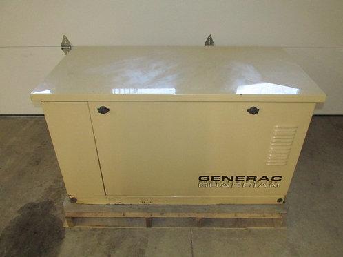 Generac Guardian 044560 Natural Gas Standby Home Generator 12 Kw 12,000 Watt