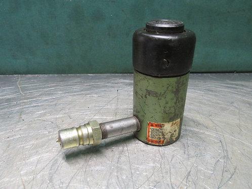 """Simplex (Enerpac) R102 Hydraulic Cylinder Ram Jack 10 Ton 10,000 PSI 2"""" Stroke"""
