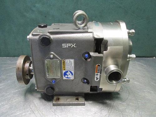 SPX Waukesha Cherry-Burrell 030U2 R1 Positive Displacement Pump 18 GPM @ 600 RPM