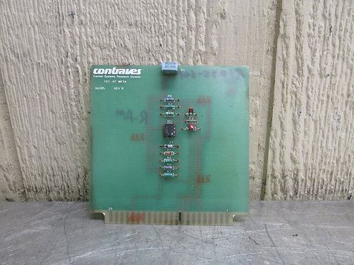 Contraves A6285 101-47-601 PC Circuit Board
