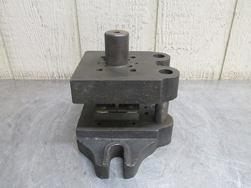 "Danly 0505 ?? Punch Press Precision Back Post Die Set 5"" x 5"""