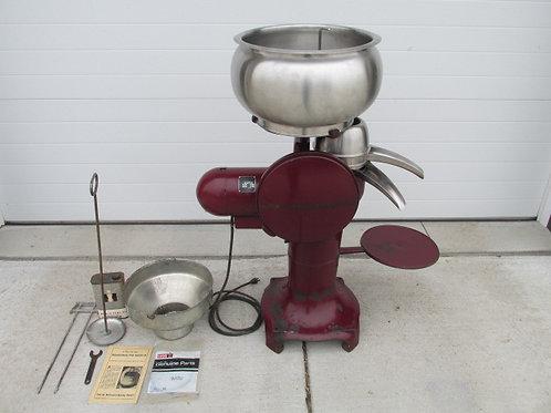 McCormick Deering Model 3S Cream Separator Stainless Steel Electric