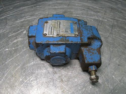 Vickers CT-06-F-50 Hydraulic Pressure Relief Valve 1500 to 3000 PSI
