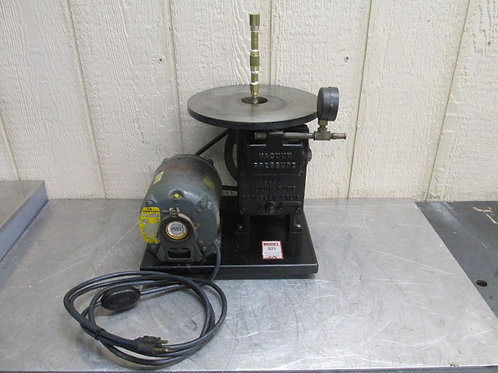 Ace Nelson Model 921 Vacuum Pump 115 Volt 1/3 HP Ph 1 Single Phase