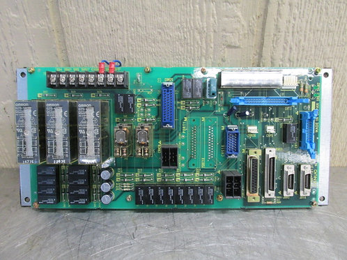 Fanuc A16B-1213-0030/02A Operator Circuit Control Board