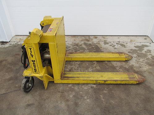 Vestil MFG Tilt-Master 2000 lbs Pallet Box Gaylord Dumper Tilter 1 Ton 12v