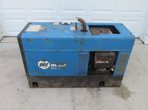 Miller Bobcat 225 Portable Gas Welder Generator 120/240v 225 Amp 8,000W 8 Kw