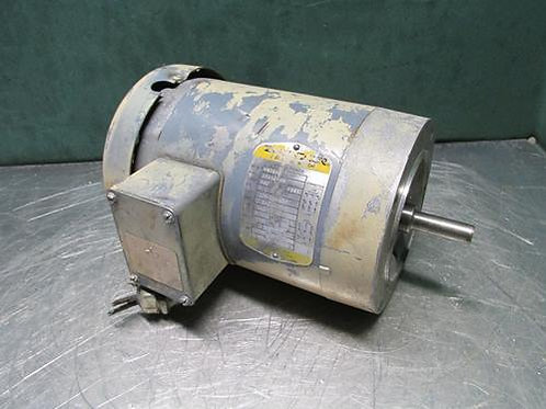 Baldor VM3539 Electric Motor 1/2 HP 208-230/460 Volt 1140 RPM 3 PH