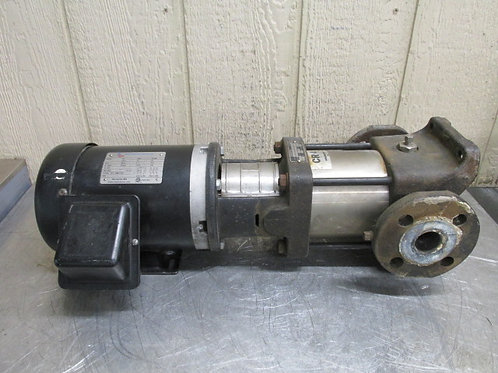 Grundfos CR4-50 U-G-A-AUUE Vertical Centrifugal Water Pump 22 GPM    #2