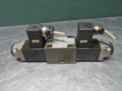 Rexroth 4WE6D52/OFAG24NZ4 Hydraulic Solenoid Directional Control Valve