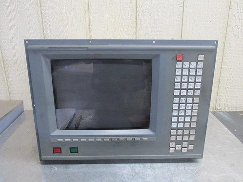 Fanuc A61L-0001-0094 CRT Operator Panel Display Module Interface D15CM-04A