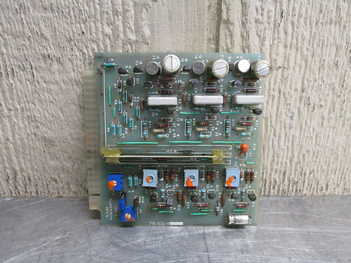 Powertron 100-4 Firing Board