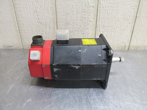 Fanuc A06B-0347-B256 Servo Motor 3000 RPM Model 8F/3000