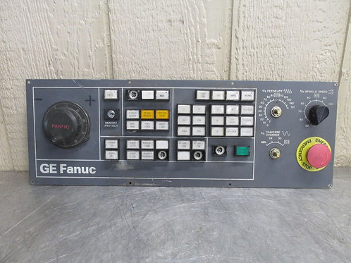 Fanuc 44C741056-G01R08 Option Unit Operator Control Keypad Panel Key Pad