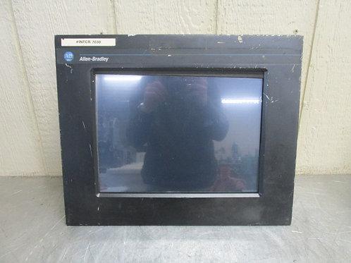 Allen Bradley 6185-CAAAAAZ Operator Control Interface Panel Display