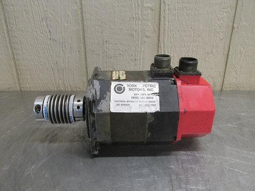 Fanuc A06B-0123-B577#7008 Servo Motor 3000 RPM Model A3/3000