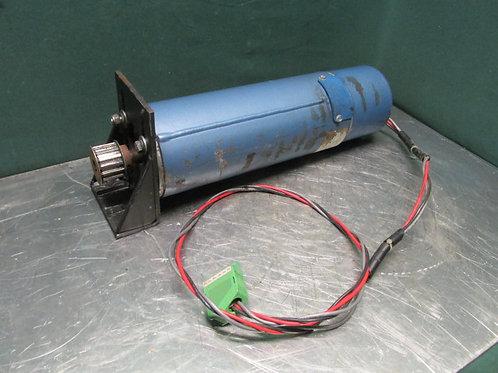 Pacific Scientific PWM3656-5102-84-2 Electric Servo Motor 2 HP 2800 RPM 140 Volt